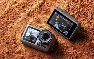 La caméra DJI Osmo Action est disponible !